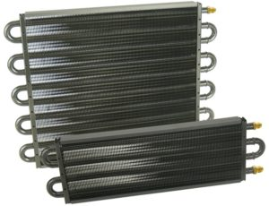 different size transmission coolers - transmission cooler guide