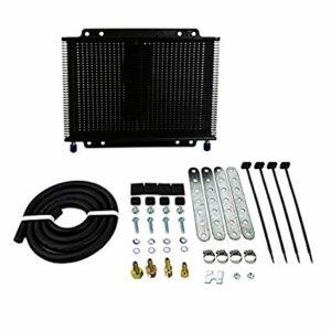 B&M 70268 transmission cooler - Transmission Cooler Guide