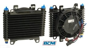 b&m 70298 transmission cooler with fan - Transmission Cooler Guide