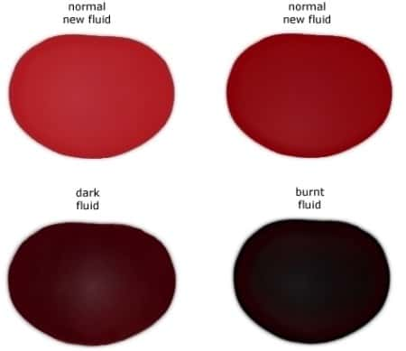 Transmission fluid chart - Transmission Cooler Guide