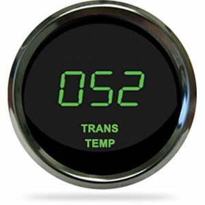Intellitronix MS9107g transmission temperature gauge - Best transmission temperature gauges - Transmission Cooler Guide