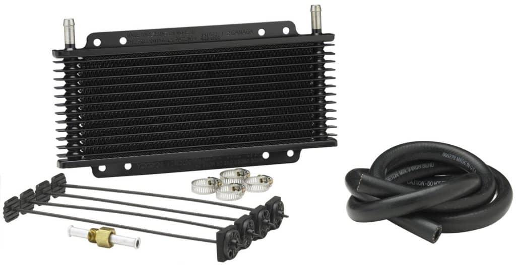 Hayden 676 Transmission Cooler - Transmission Cooler Guide