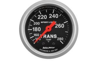 autometer 3351 - Transmission Cooler Guide