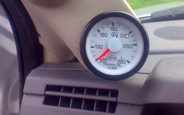 Best Transmission Temp Gauges - Transmission Cooler Guide