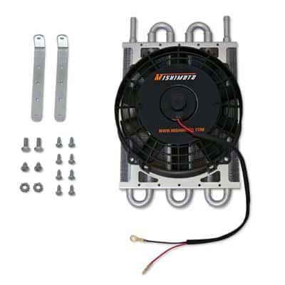 Mishimoto MMOC-F Transmission Cooler Installation - Transmission Cooler Guide