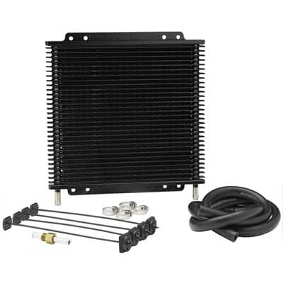 Hayden Automotive 679 transmission cooler - Transmission Cooler Guide