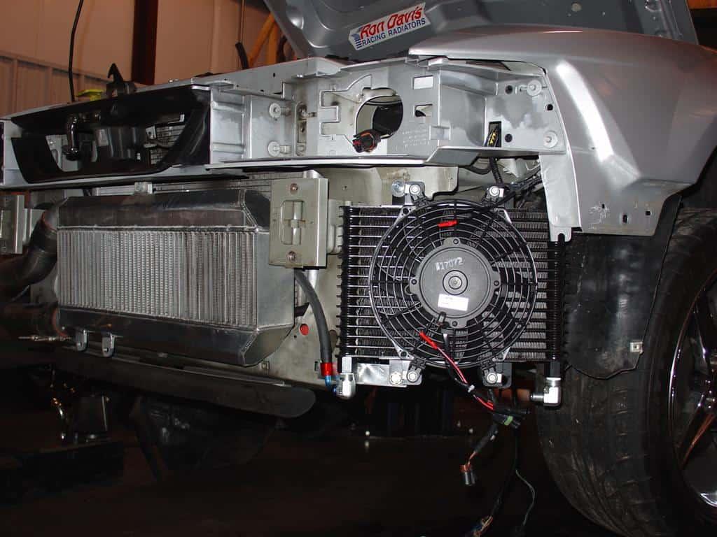 b&m 70297 transmission cooler installation - Transmission Cooler Guide