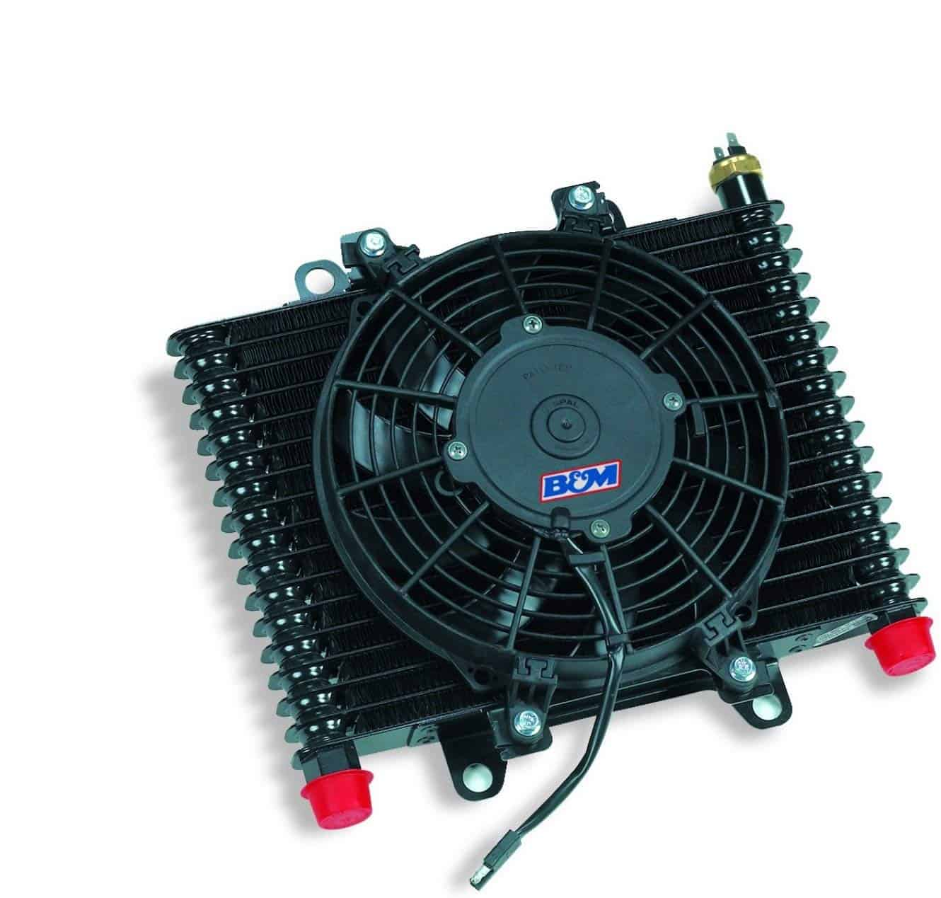 B&M 70297 Transmission Cooler With Electric Fan Review