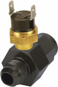 Derale 35020 180 degree thermostat - Transmission Cooler Guide