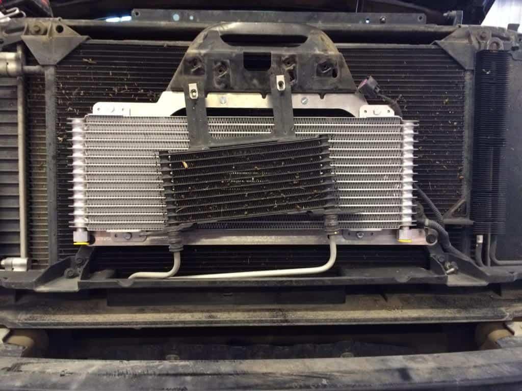 Tru Cool 40k Installation Silverado & Sierra