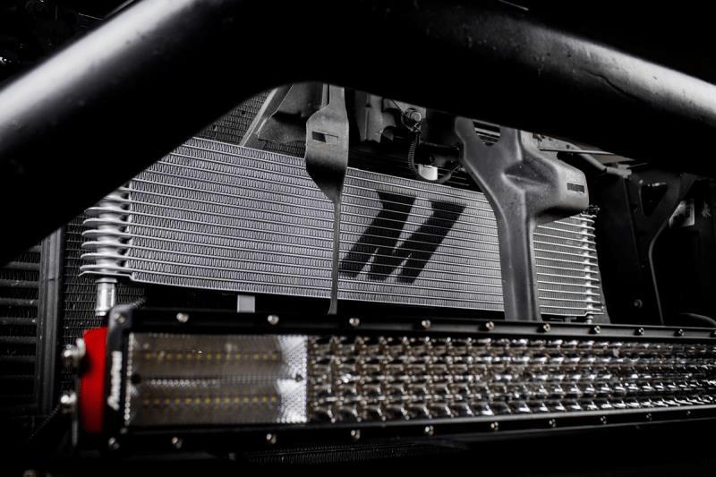 Mishimoto MMTC-DMAX-01SL installation - Transmission Cooler Guide