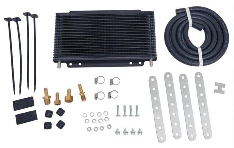 B&M 70255 SuperCooler Transmission Cooler - Transmission Cooler Guide
