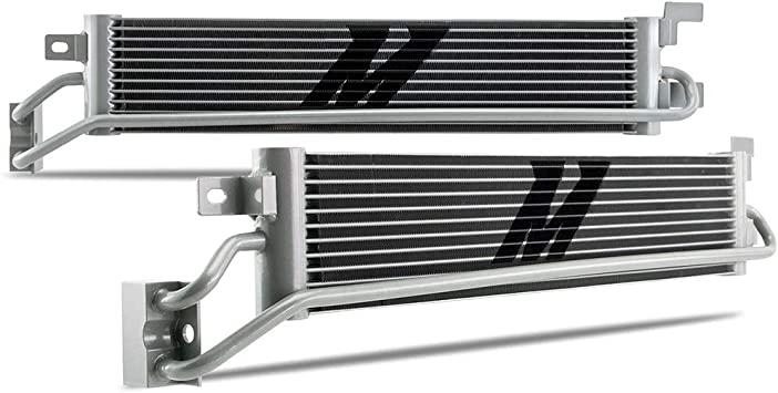 Mishimoto MMTC-JL-18SL Transmission Cooler for 2018+ Jeep Wrangler - Transmission Cooler Guide