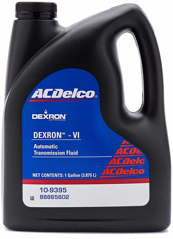 Dexron 6 Transmission Fluid - Transmission Fluid Guide